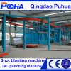 CE Ring Chain Shot Blasting Machine