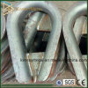 Elctro Galvanized Welded Wire Rope Thimble