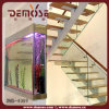 The Toughened Glass Rails Stairs (DMS-4009)