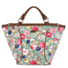 Gorgeous Charming Flower Embroidery Lady Handbags (MBNO030002---1956-2)