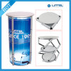 Aluminum Spiral Show Case Folded Exhibition Table (LT-07A)