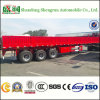 3axle 40tons Side Wall Utility Semi Trailer with Container Lock