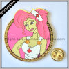 Customized Custom Metal Lapel Pin for Woman (BYH-101166)