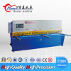 QC12k Hydraulic Plate Swing Beam Cutting Machine