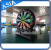 Dart Board Game Giant Inflatable Foot Darts Board Atand Inflatable Sports Soccer Darts
