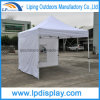 3X3m White Folding Tent Steel Pop up Canopy for Advertising