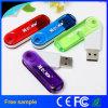 Wholesale Custom Logo Plastic Colorful Rotation U Disk