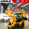 Competitive Price Wz30-25 Hydraulic Backhoe Loader