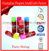 Cheap Price Party Silly String for Christmas Decoration, Party, Carnival