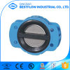 BS5153 Ductile Cast Iron Flanged Hydraulic Actuator Swing Check Valve Pn16