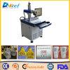 Desktop 100*100mm 20W Sale Fiber Laser Marking Shoe/ Plastic Decro/Cup