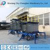 Stable Unit Heavy Duty Scissor Lift for Warehouse