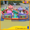 Aoqi New Design Inflatable Windmill Village Fun City for Kids (AQ01683)