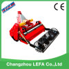 CE Broyeur Mini Tractor Hidroponia Stone Burier for Sale