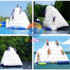Floating Inflatable Water Mountain Iceberg for Climbing Sports