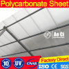 High Clarity Corrugated Polycarbonate Sheet Solid Sheet Hollow Sheet for Decoration