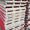 Steel Flat Surface PU/ Polyurethane Sandwich Panel Building Material
