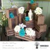 Hongdao Custom Wooden Storage Crates for Flowers Wholesale_F