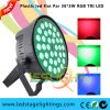 RGB LED Party Light 36PCS*3W Tri LED PAR Can Guangzhou Factory