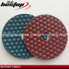 D100mm Dry Use Diamond Polishing Pads for Terrazzo
