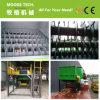 PET bottle bale breaker machine for plastic recycling line
