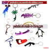 Christmas Gift Bottle Opener Keyrings Promotional Keychain Key Holder (G8084)