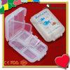 7 Compartments Foldable Plastic Pill Box