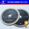 Wet/Dry Cutting Diamond Saw Blade for Porcerlain and Ceramic Tile