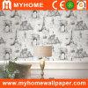 Waterproof Vinyl Wallpaper with High Grade