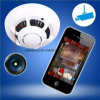 Mini UFO WiFi Camera 720p 90 Degree Angle Lens CMOS Hidden Smoke Detector WiFi Camera