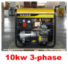 Low Price 10kw Portable Silent Diesel Generator