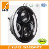 Good Quality Two Flanks Angle Eyes 7inch LED Headlight