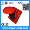 414/424 Waterproof Industrial Socket with CE