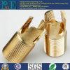 Brass High Precision CNC Machining Parts Roller Coaster Wheel Parts