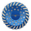 "5/8""-11 Thread Spiral Turbo Diamond Grinding Cup Wheel"