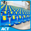 Middle Backrest Polypropylene Gym Seats, Plastic Seats for Bleachers