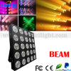 25X10W 4in1 LED Beam Moving Head Stage Matrix Light