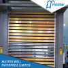 China Matel High Speed Rolling Door