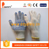 Ddsafety 2017 Cotton with Polyester String Knit Gloves
