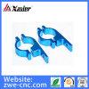Blue Metal Rudder Servo Mount for T-Rex 500 (02)