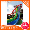 Fiberglass Pool Tube Slides Outdoor Water Playground in Guangzhou