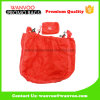 Promotional Polyester Foldable Shopping Bag for Advertising with Haning Hook