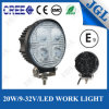 Jgl CREE 5 Inch 20W 4X4 LED Headlight