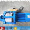 Portable 500kg-1000kg Wire Rope Electric Motor Hoist/Electric Winch