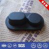 Spare Part Black PVC Pipe End Caps Stopper (SWCPU-P-E028)