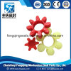 Sealing Blossom Cushion Elastomer Plum PU Claw Pad