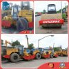 12~25ton Used Smooth Single-Drum 80%_New-Solid-Tires Germany-Deutz-Engine Dynapac Ca30d Road Roller