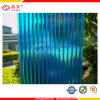 Polycarbonate Hollow Solid Corrugated PC Sheet for Roofing Greenhouse Car Port