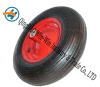 "Pneumatic Rubber Wheel with Steel Wheels (14""X3.50-8)"