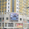 Fashion Outdoor LED Display Iron Aluminum Cabinets
